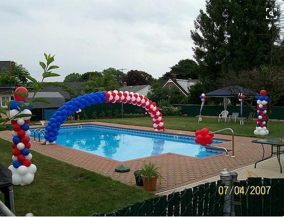 Pool Party Ideas Fspa