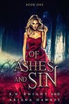Of Ashes And Sin: A Reverse Harem Shifter Romance