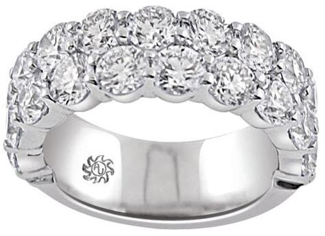 25  best ideas about Diamond Anniversary Rings on