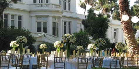 Fenyes Estate Garden at Pasadena Museum of History Weddings
