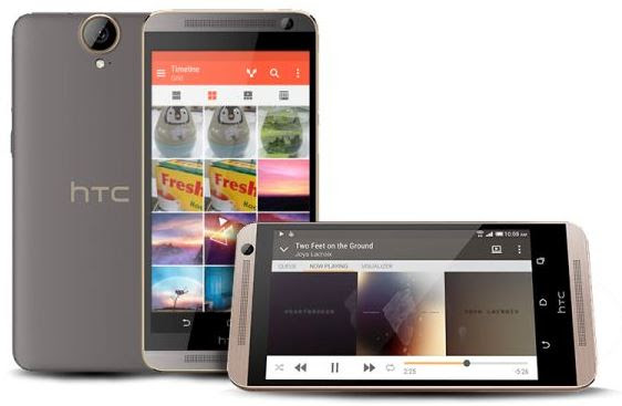 HTC One E9+ User Guide Manual Tips Tricks Download