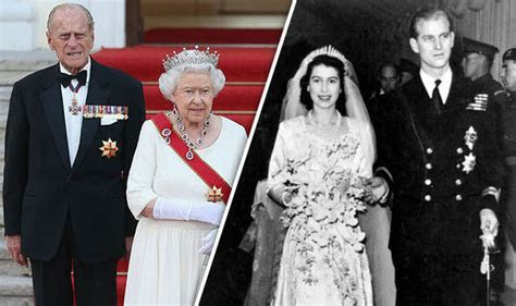 Queen and Prince Philip won?t publicly mark 70th wedding