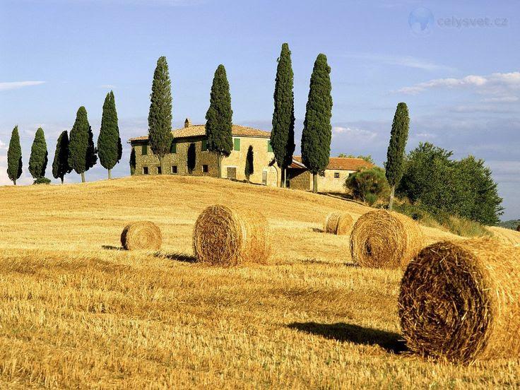 tuscany italy   ... Тоскана, Италия / Beautiful Tuscany, Italy