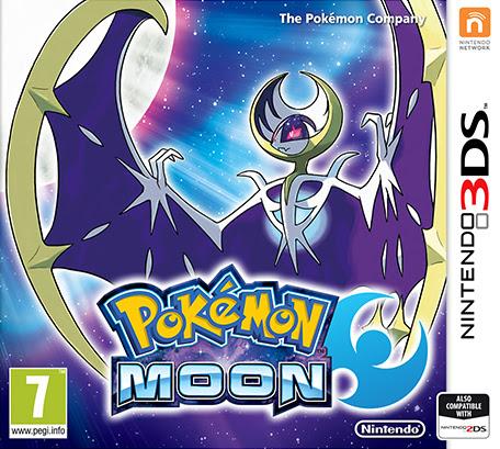 Pok\u00e9mon Moon  Nintendo 3DS  Games  Nintendo