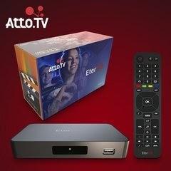 ATTO ETERNIX ( TV A CABO ) NOVA ATUALIZAÇÃO V1.09 - 30/07/2019