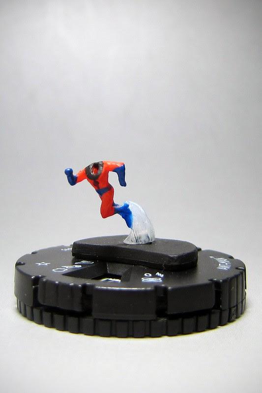 Marvel HeroClix Chaos War #15 Ant-Man - Common