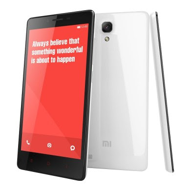 Xiaomi redmi Note - Best Android Phones under 10000 Rs