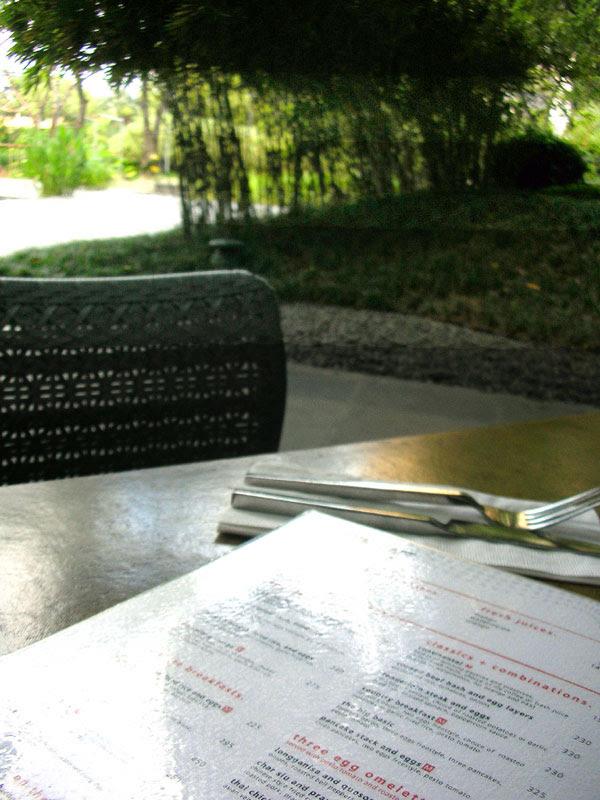 outside m café 2