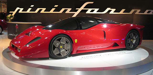 This Building By Luxe Auto Designer Pininfarina Looks Like a Ferrari