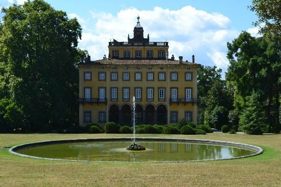 Villa Torrigiani: .Italy