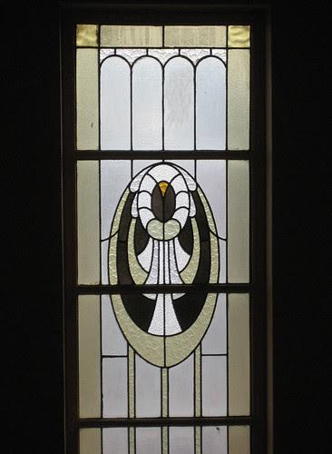 Window, Footscray Town Hall