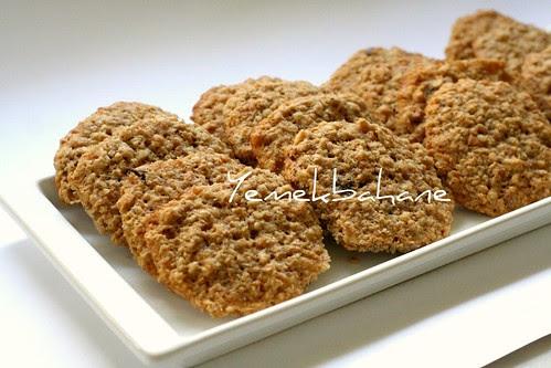 yulaflı & müslili kurabiye