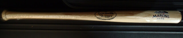 Marlins Park Mini Bat