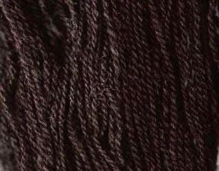 My 2 Shetland black yarns.