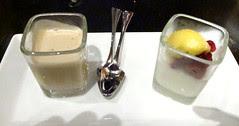 Desserts at Lukshon