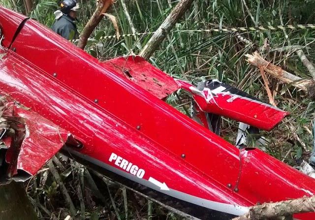 Acionista da Cachaça 51 é uma das vítimas de queda de helicóptero.