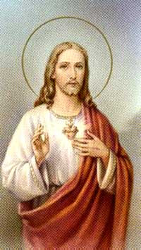 Our Lord asks for devotion to His Sacred Heart