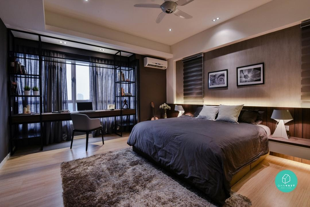 Modern apartment interior design in Dubai | Spazio