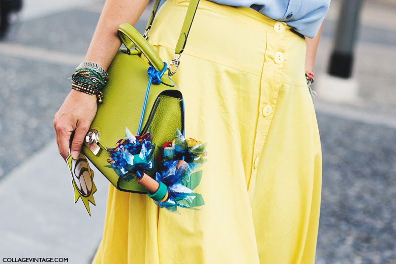 Milan_Fashion_Week_Spring_Summer_15-MFW-Street_Style-Elisa_Nalin-Yellow_Skirt-