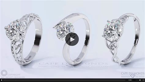Solitaire Engagement & Wedding Ring Collection : Cape Diamonds
