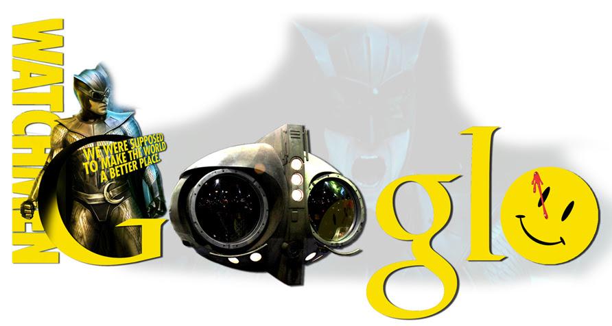 Watchmen Doodle 4 Google