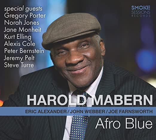 Harold Mabern - Afro Blue cover