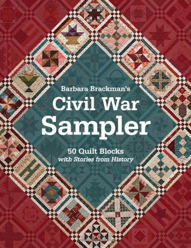 Cover of Barbara Brackman's Civil War Sampler.