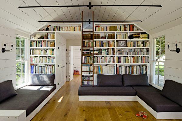 Tiny House on Sauvie Island designed by Jessica Helgerson Interior Design