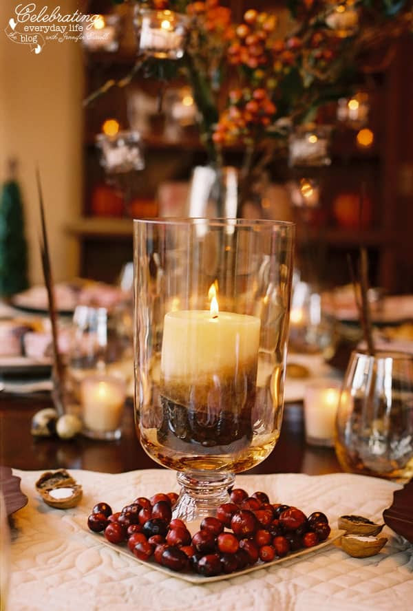 A Cranberry Inspired Thanksgiving Celebration {Thanksgiving Decor ...