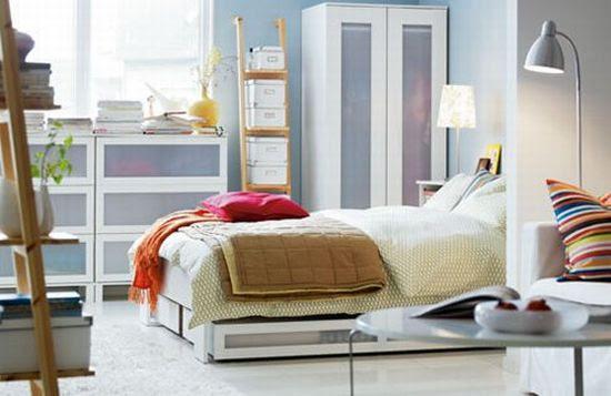 Bedroom storage ideas | Hometone