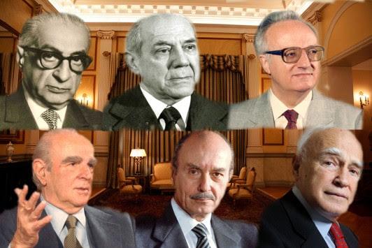 Όλοι οι Πρόεδροι της Δημοκρατίας και το παρασκήνιο της εκλογής τους