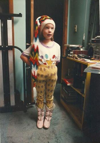 80's Photos dress up