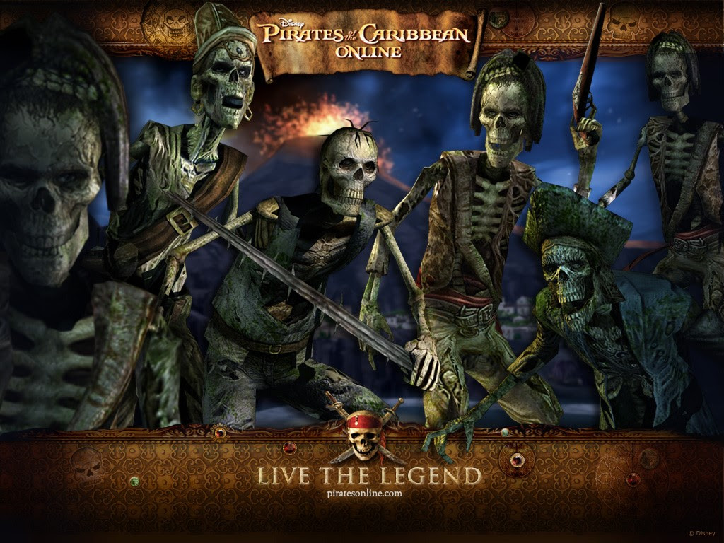 Pirates Of The Caribbean My Free Games Online 221690 Wallpaper
