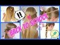 Einfache Frisuren Für Mädchen