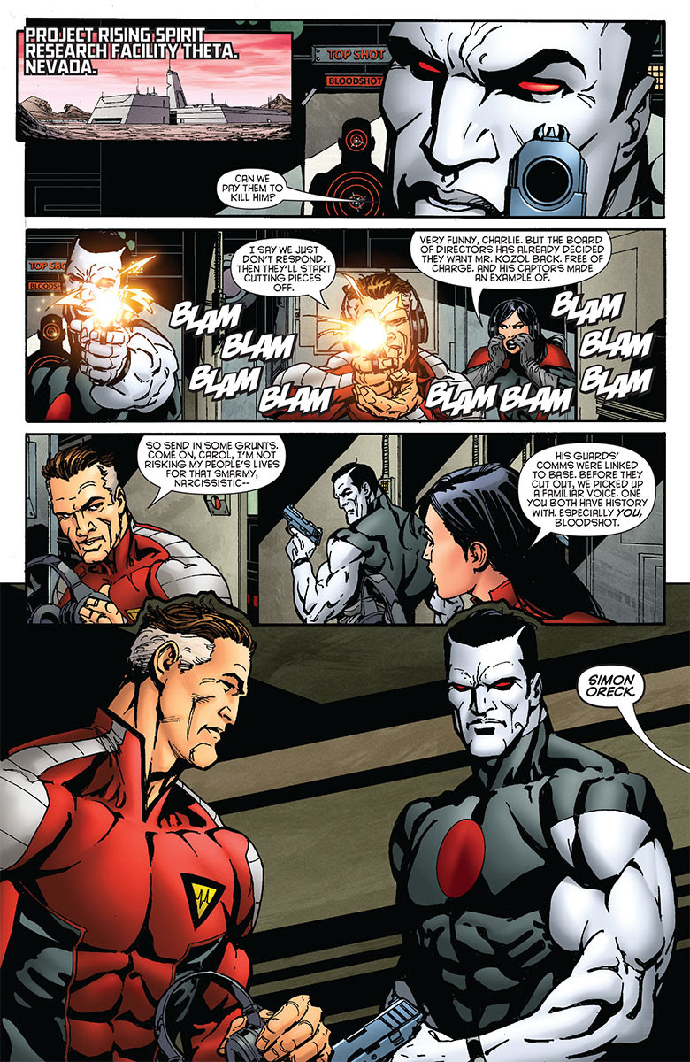 Bloodshot and H.A.R.D.Corps #18