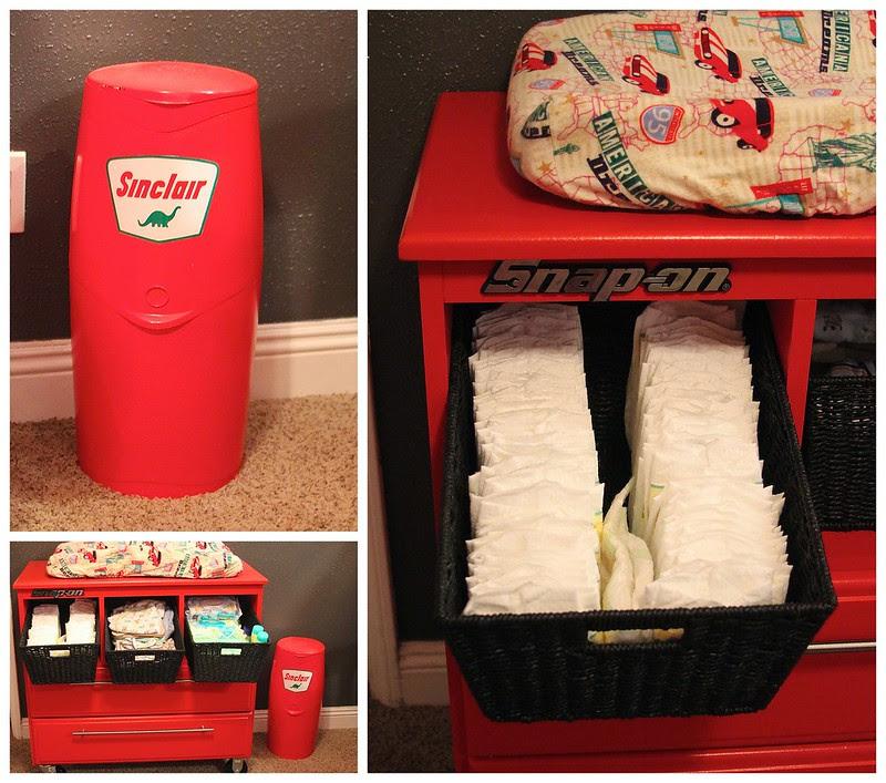 Holden's Garage Nursery 7-25-13 40