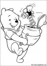 Disegni Di Winnie The Pooh Da Colorare