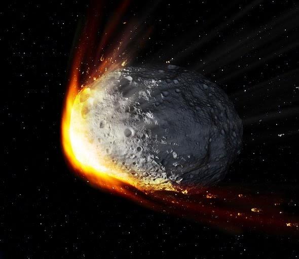 nasa asteroid 2019 - 590×512