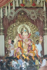 Lalbagh Chya Raja King of Kings by firoze shakir photographerno1