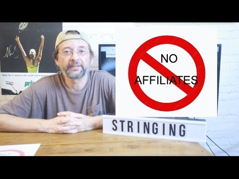 Saying No to Affiliate Links on this channel