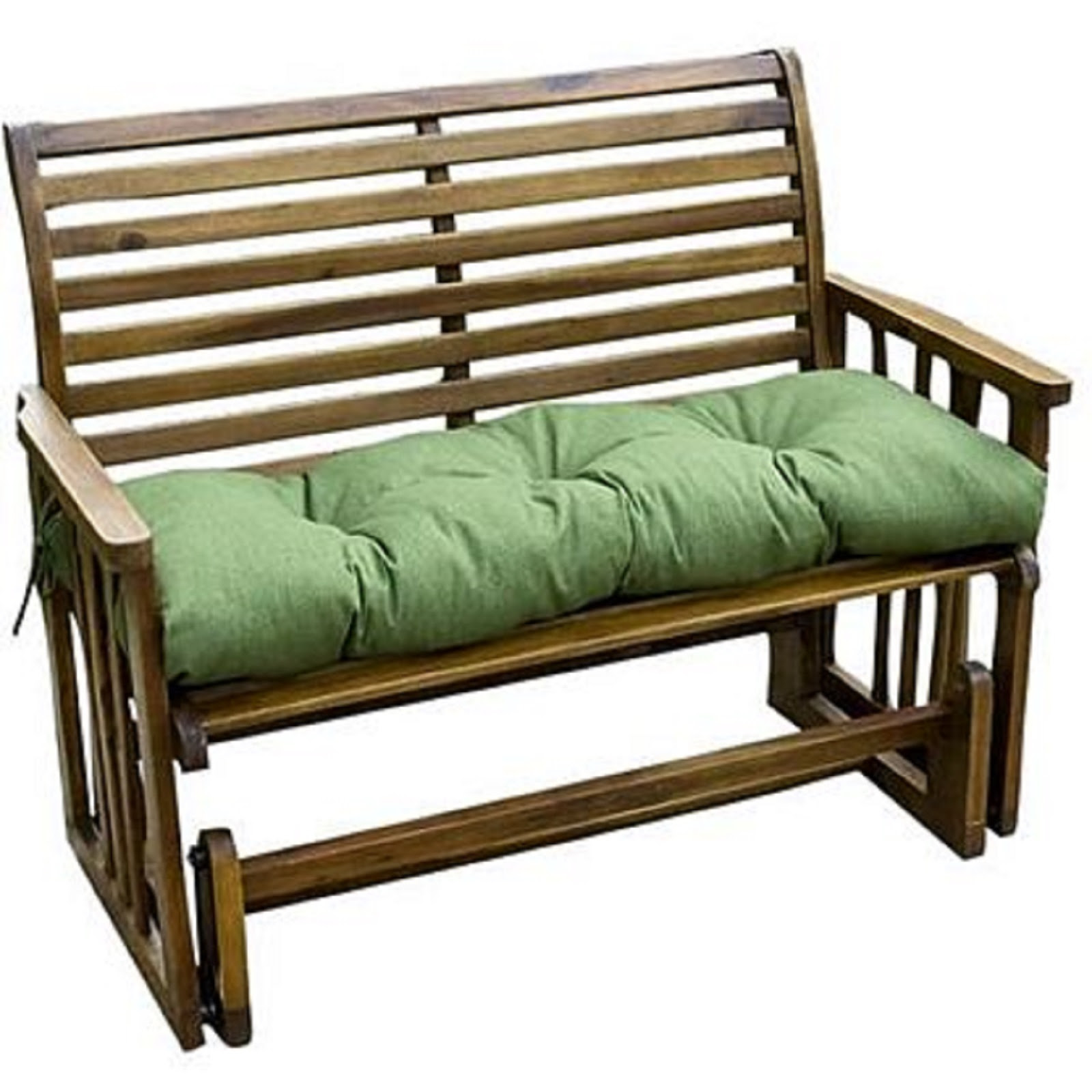 Greendale Home Fashions 44 inch Outdoor Swing/Bench ...