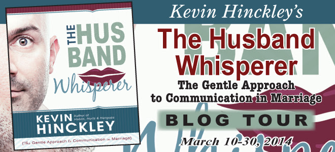 Husband Whisperer blog tour