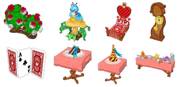 Gymbos Webkinz Blog Late Webkinz Wed Update Alice In Wonderland