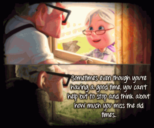 Quotes About Missing Old Times Quotes