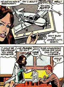 Classic X-Men 41 - Flying