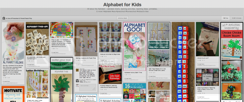 http://www.pinterest.com/themeasuredmom/alphabet-for-kids/
