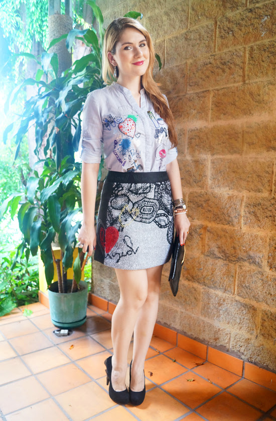 Desigual Outfit