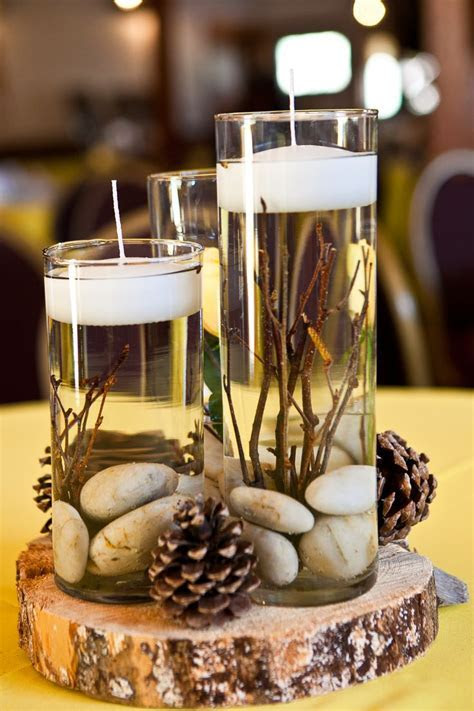 1000  ideas about Pinecone Centerpiece on Pinterest