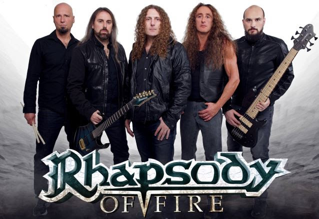 RHAPSODY OF FIRE Vows To Carry On Following Singer Split: It Is 'Our Responsibility To Keep The Band Going'