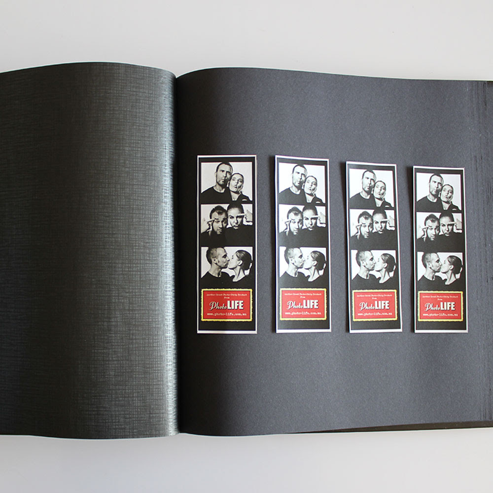 Open Air Photo Booth Guest Books